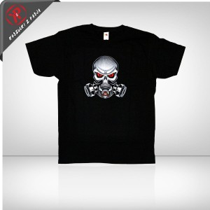 MOTOCROSS FREESTYLE COTTON T-SHIRT (1)